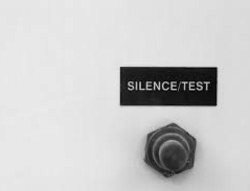 ¿Eres parte del ruido o decides ser tu silencio?